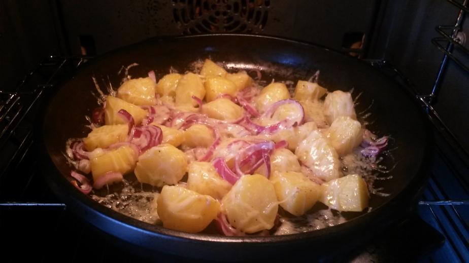 Ofenkartoffeln (Mallorca-Art)