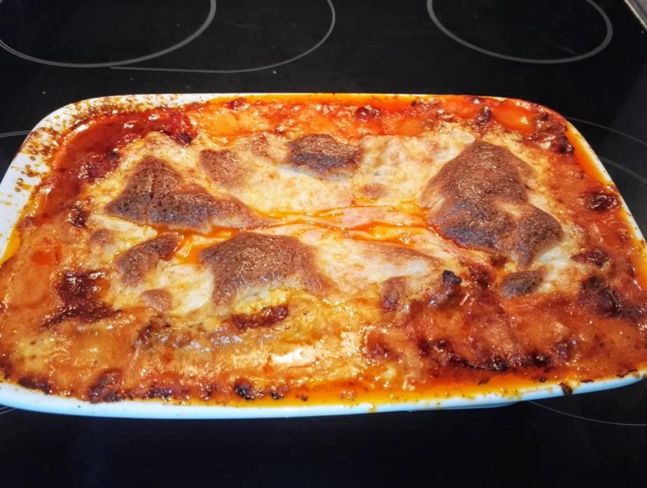 Lasagne auf 'gregorianische' Art