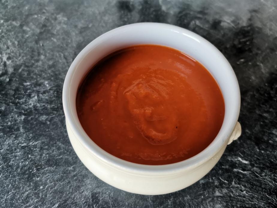 Geröstete Tomatensuppe